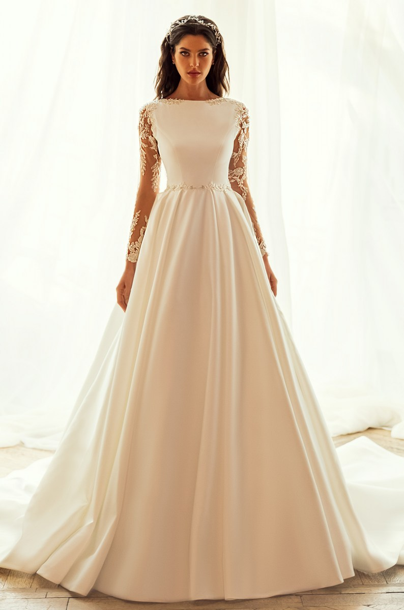 Wedding Dresses-Collections «Paige»