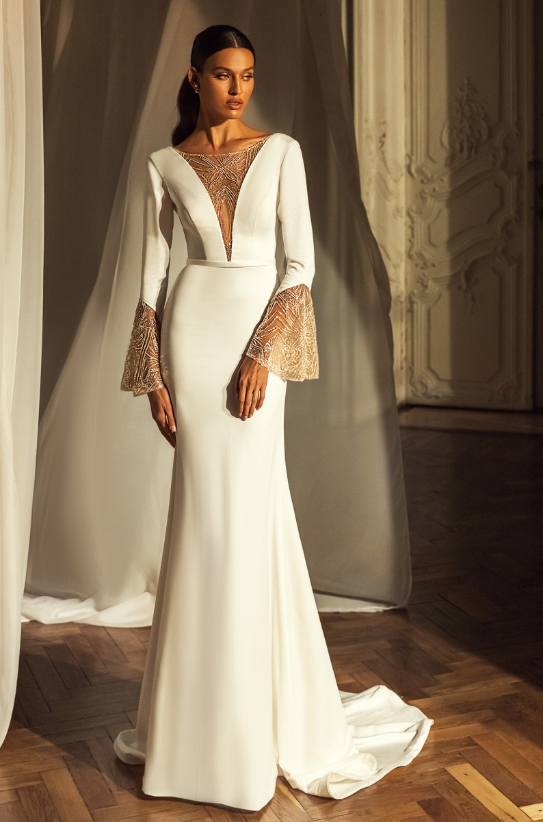 Wedding Dresses-Collections «Parker»-2
