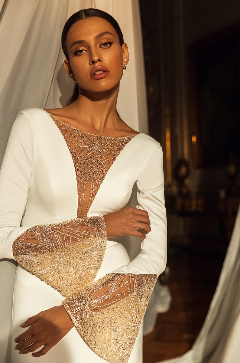 Wedding Dresses-Collections «Parker»