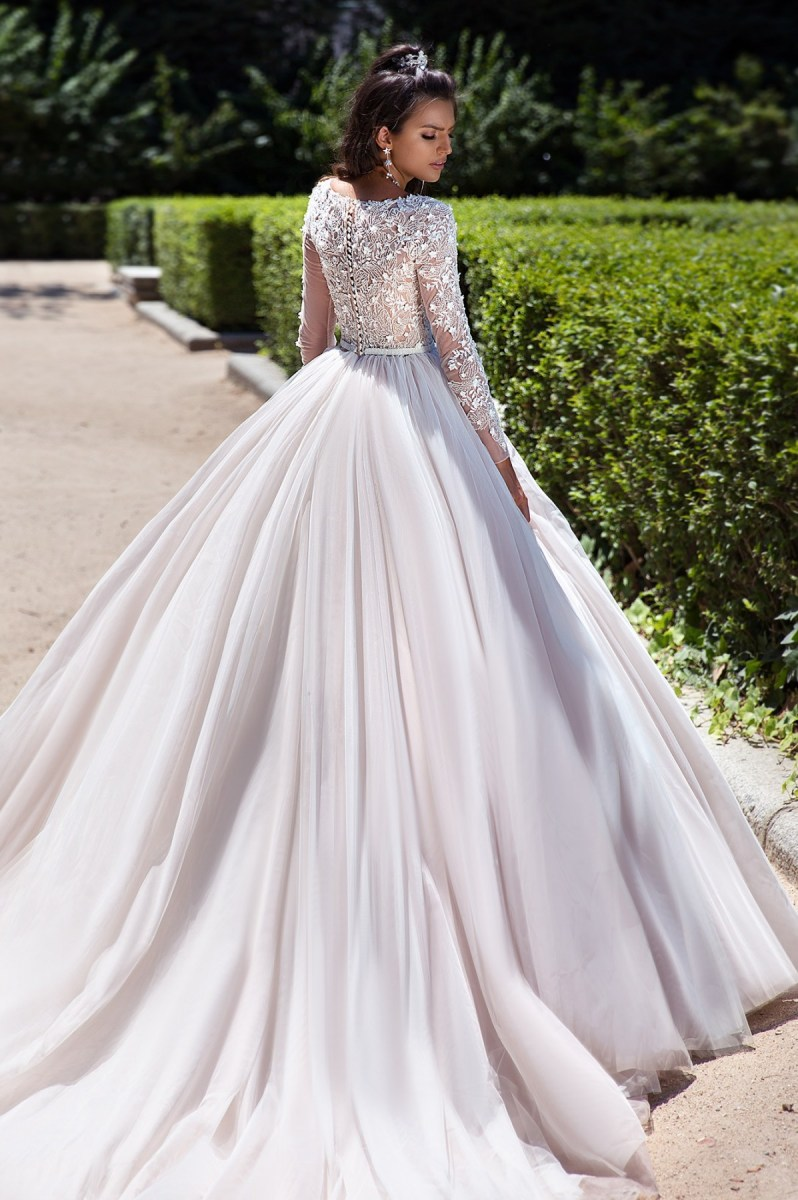 Wedding Dresses-Collections «Paulia»