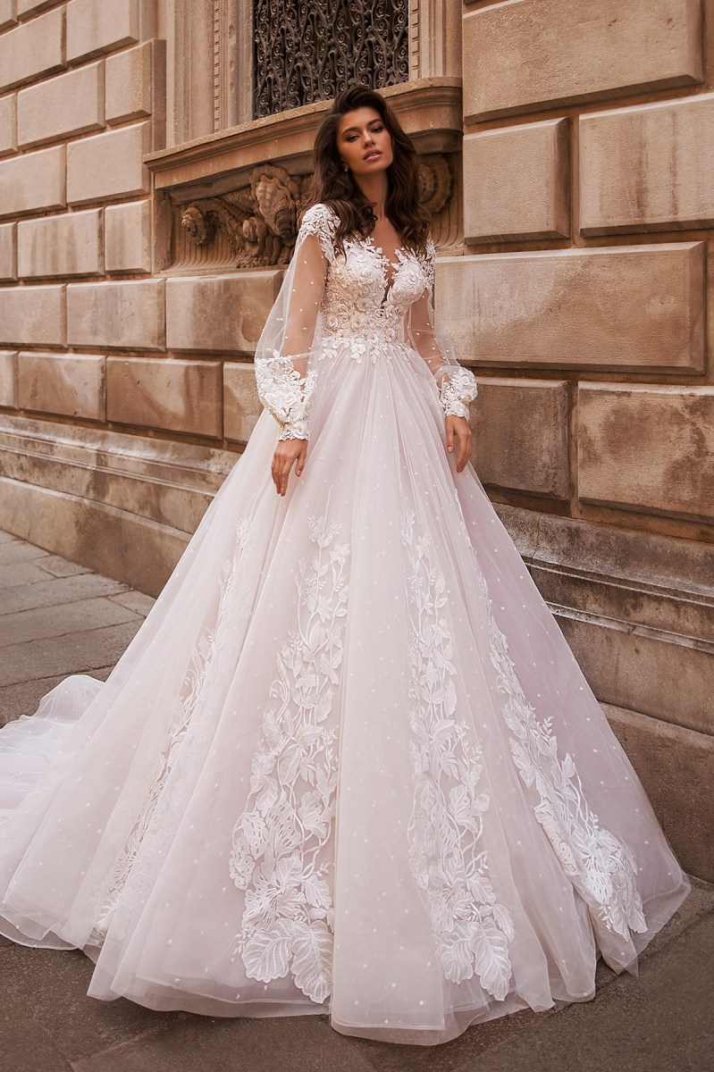Wedding Dresses-Collections «Pellegrina»