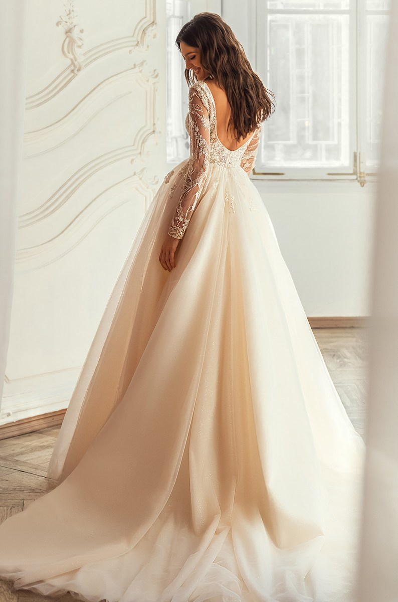 Wedding Dresses-Collections «Penelope»