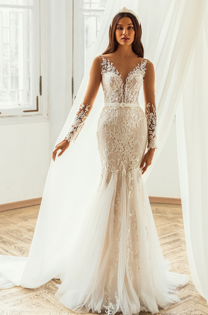 Wedding Dresses-Collections «Peyton»-2