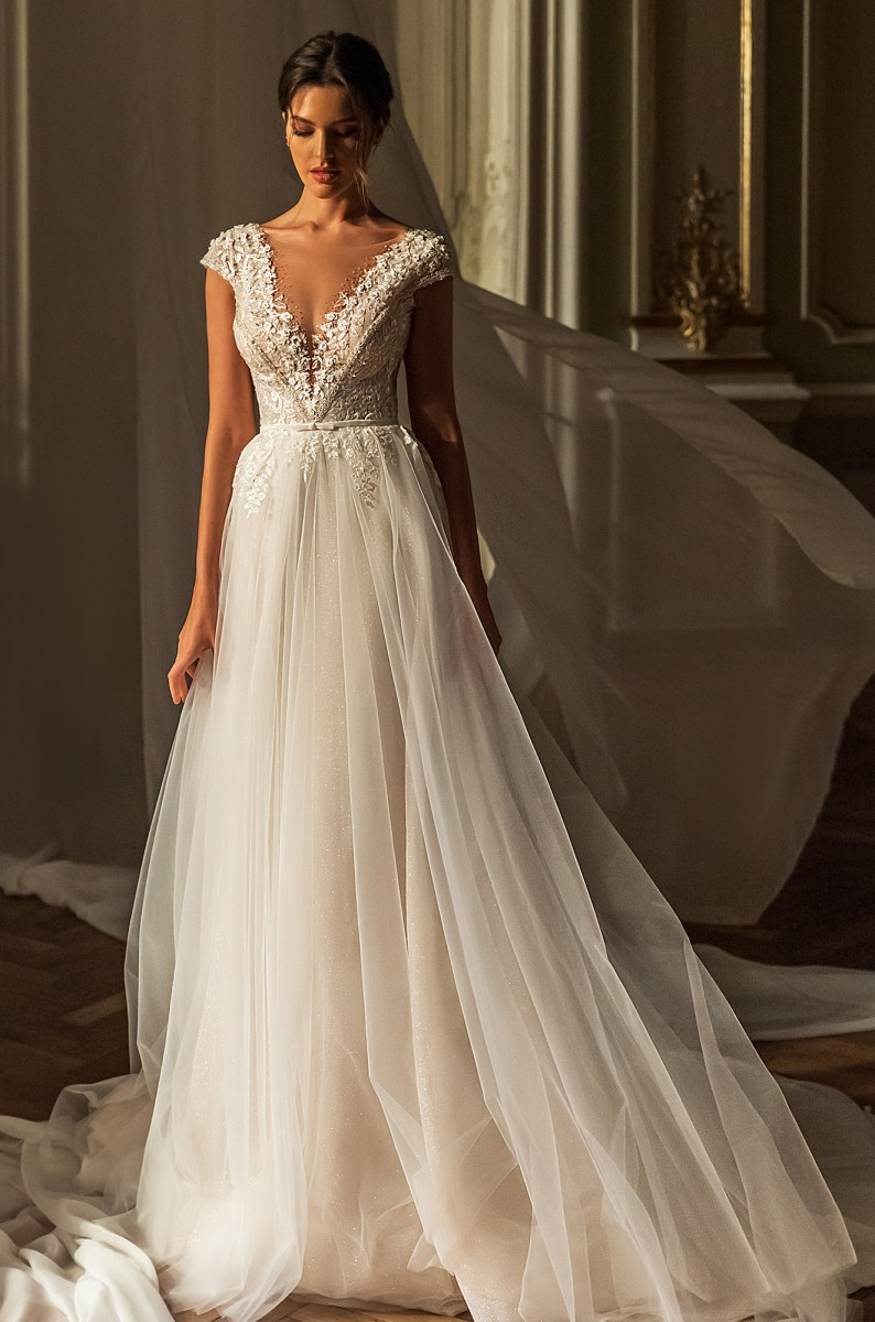 Wedding Dresses-Collections «Serenity»-2