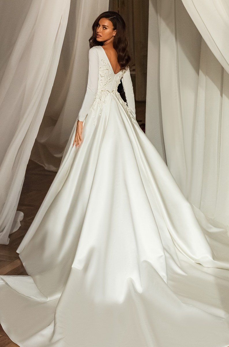 Wedding Dresses-Collections «Sienna»-2