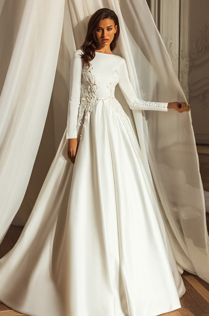 Wedding Dresses-Collections «Sienna»
