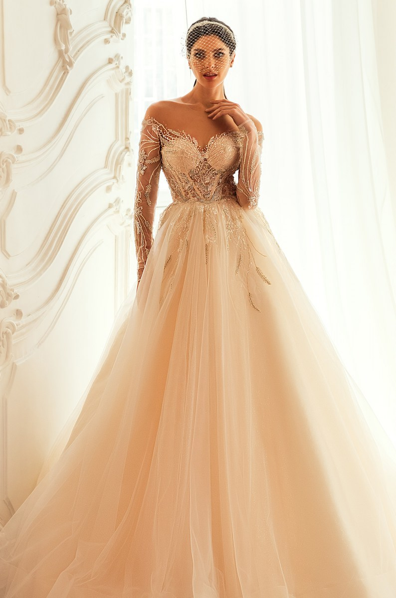 Wedding Dresses-Collections «Sofia»