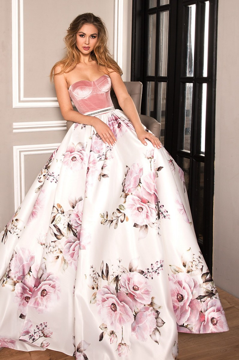 Evening dresses-Collections «V19-09»