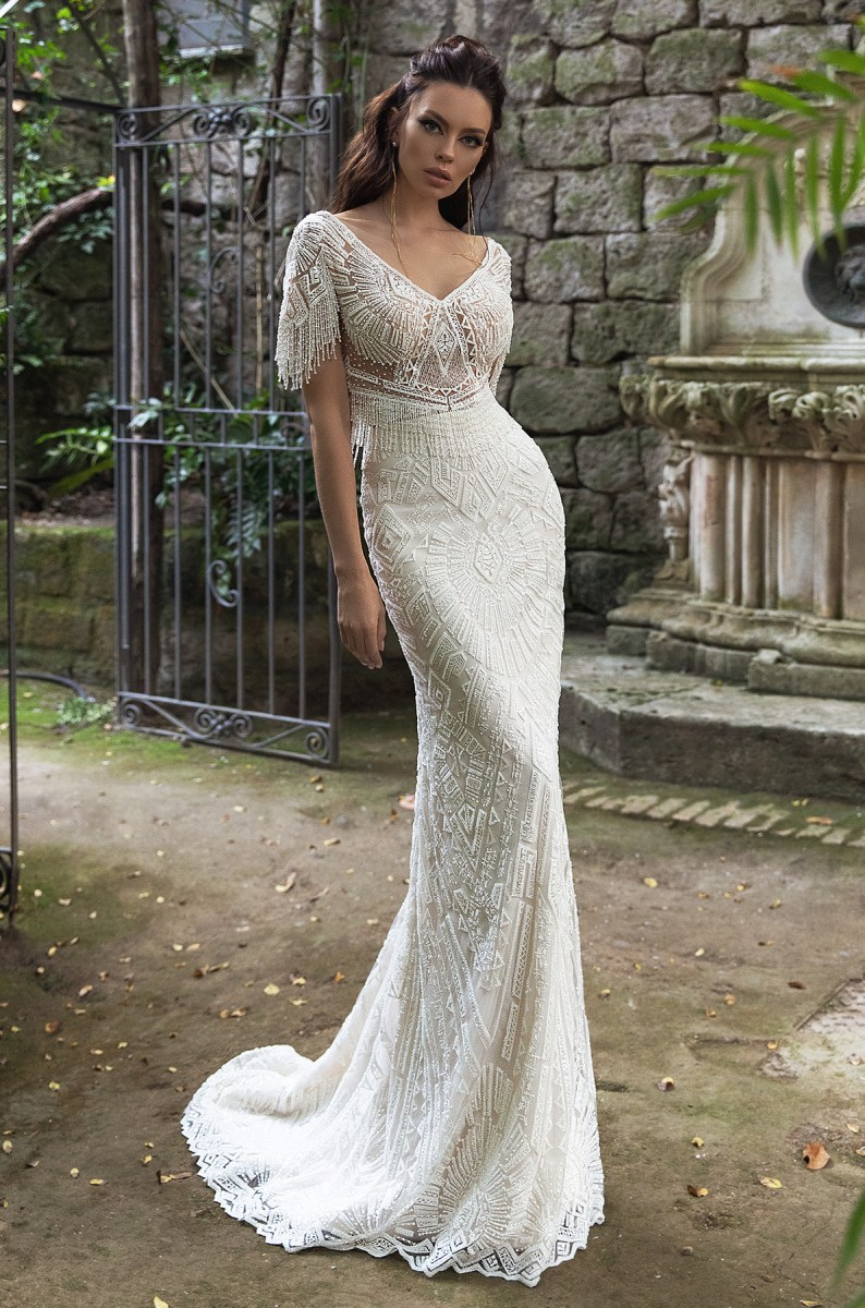 Wedding Dresses-Collections «Viridiana»