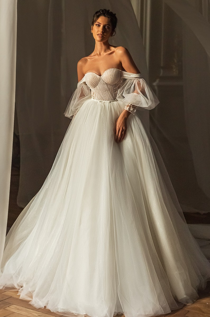 Wedding Dresses-Collections «Ximena»