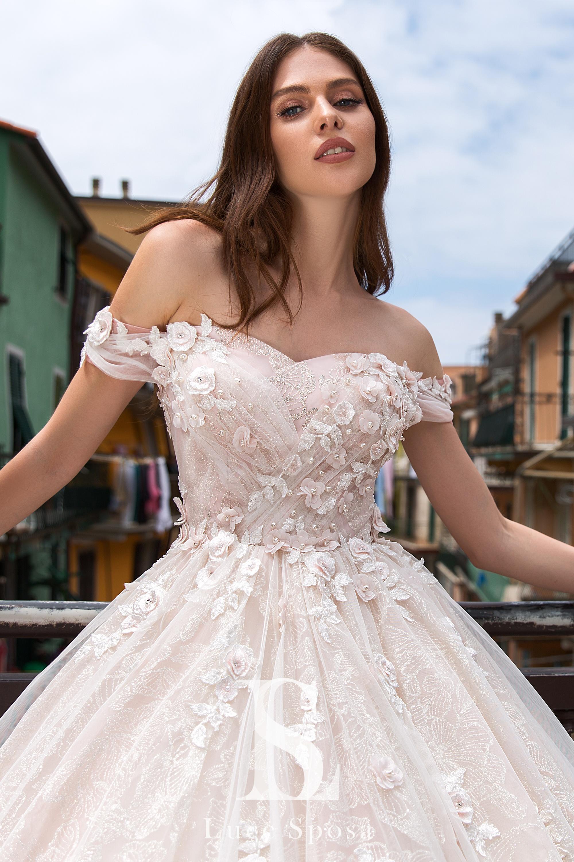 Wedding Dresses «Simona»-2